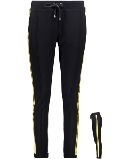 Zoso Broek TROUSER TRICO SR1902 NAVY/YELLOW