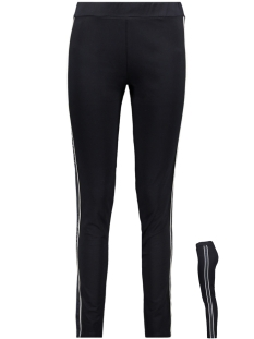 Zoso Broek TIGHT PANT SR1914 NAVY/OFFWHITE