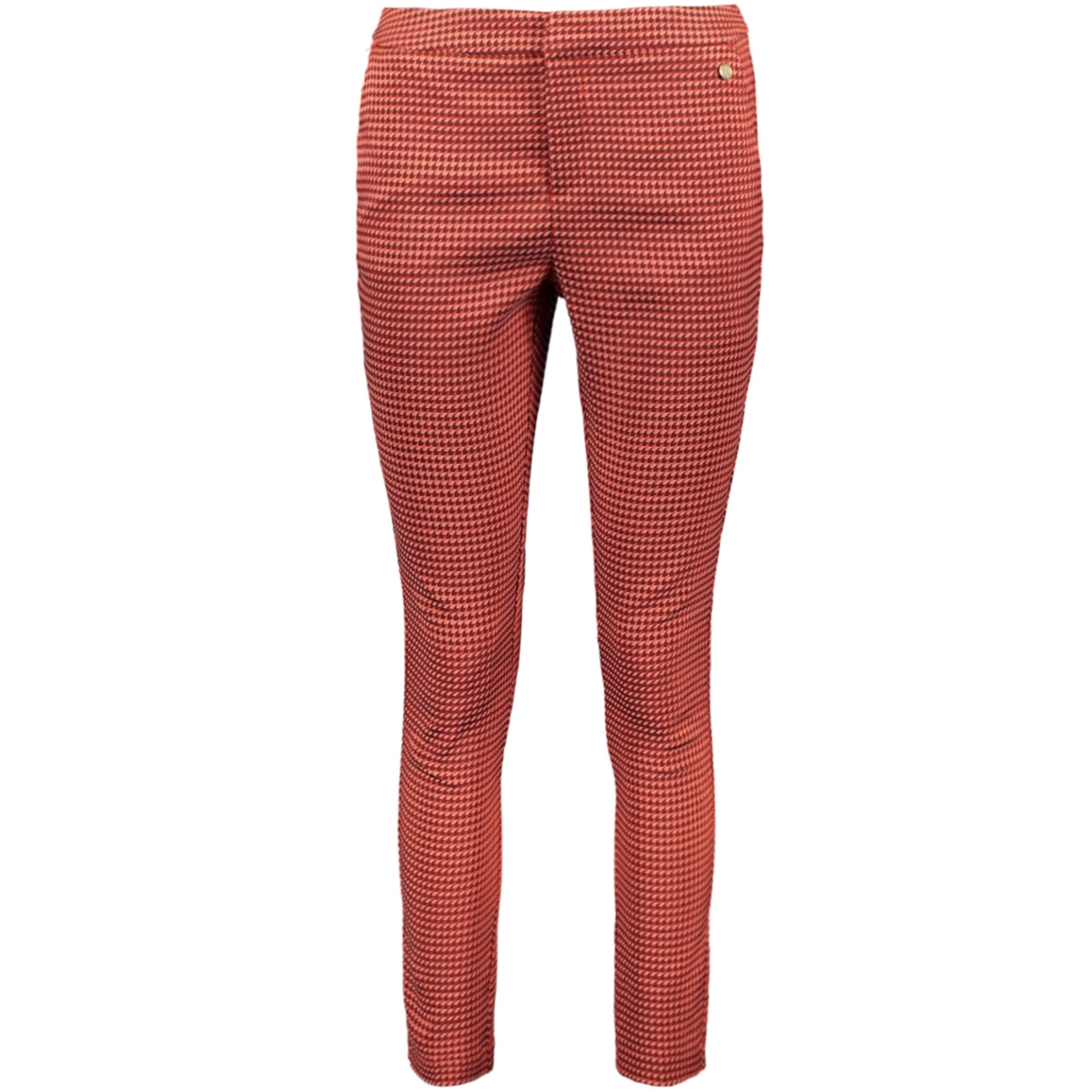 flore pant ss19b105 harper & yve broek another red