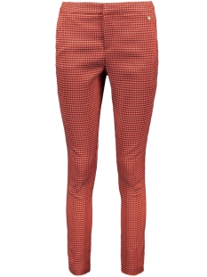 Harper & Yve Broek FLORE PANT SS19B105 ANOTHER RED