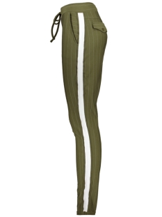 pinstripe trouser hr1922 zoso broek army/offwhite