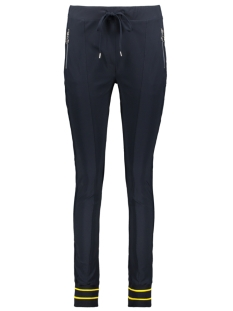 Zoso Broek TRAVEL PANT HR1912 NAVY/YELLOW