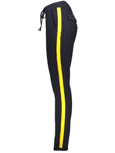 pinstripe trouser hr1922 zoso broek navy/yellow