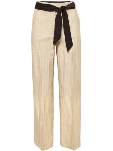 Esprit Collection Broek WIJDE BROEK MET KRIJTSTREPEN 049EO1B021 E270