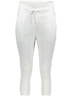 hope travel capri pant 193 zoso broek white