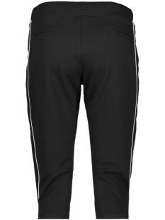 sil capri 193 zoso broek black/white