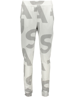 10 Days Broek PERFECT JOGGER 20 004 9103 SILVER WHITE