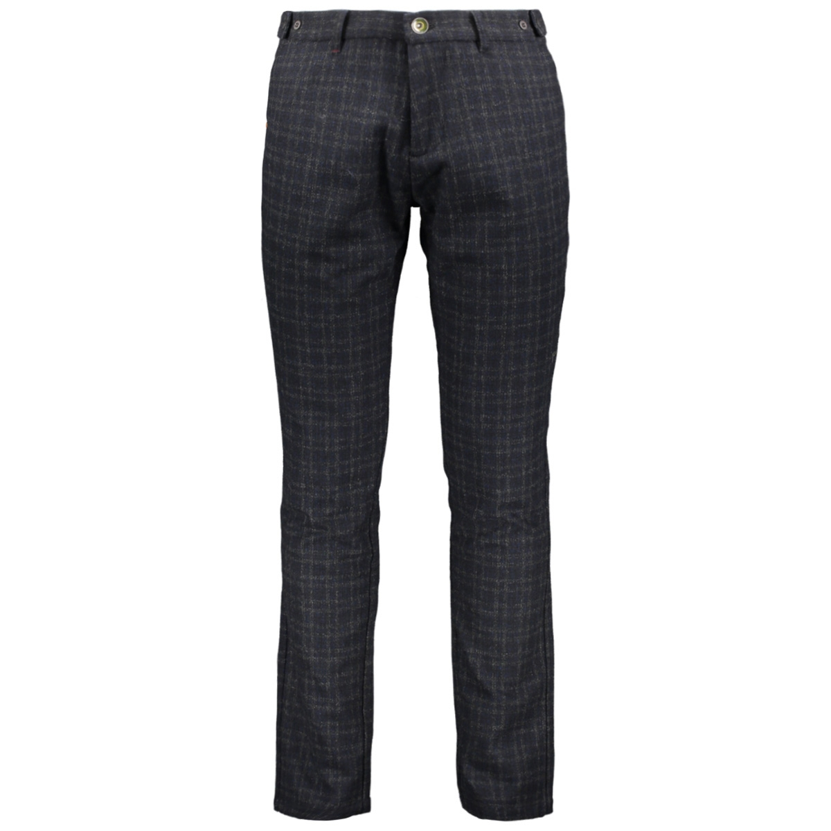 checked pants 927070809 no-excess broek 078 night