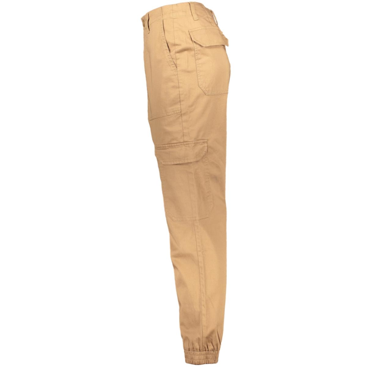 cargobroek met elastische beenopening 1014613xx71 tom tailor broek 19618