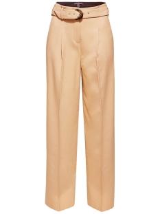 Esprit Collection Broek WIJDE BROEK MET HOGE TAILLEBAND EN RIEM 109EO1B036 E230