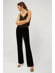 velvet broek met stretch 119eo1b020 esprit collection broek e001