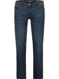 Haze & Finn Jeans MC 0502 DENIM SUNRISE SLIM BLUE BLACK WASH