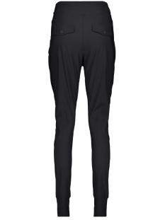 veronica trouser with zipper 201 zoso broek 0000 black