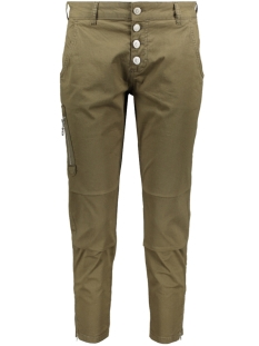 Smith & Soul Broek CARGO PANTS 0320 0200 708/ FOREST