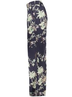adasz pants summer palm print 30510018 saint tropez broek 600122 blue summer pal