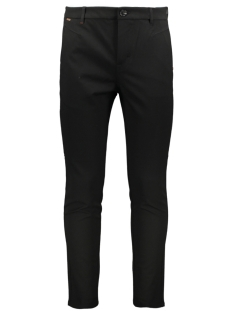 NO-EXCESS Broek JERSEY STRETCH PANTS 45100867 020 BLACK