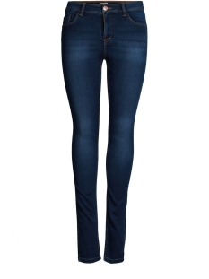 Skinny reg soft ultimate pim201 15077791 Dark Blue Denim
