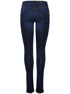 skinny reg soft ultimate pim201 15077791 only jeans dark blue denim