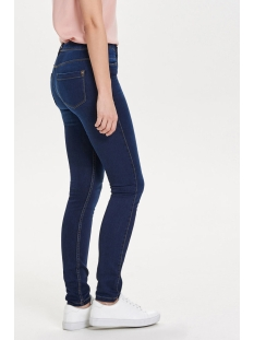 skinny reg soft ultimate pim201 15077791 only jeans dark blue denim