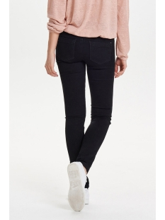 skinny reg. soft ultimate black 15077793 only jeans black denim