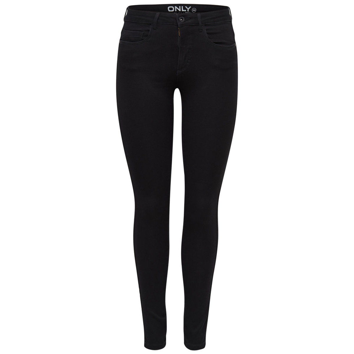 royal reg skinny jeans pim600 15092650 only jeans black
