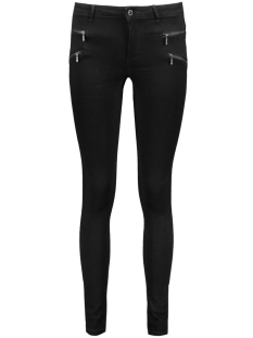Only Jeans onlRoyal reg skinny zip jeans 15096250 black