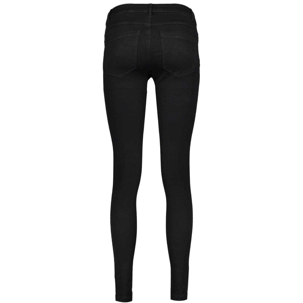 onlroyal reg skinny zip jeans 15096250 only jeans black