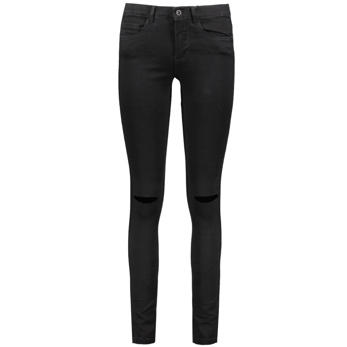 onlroyal reg sk kneecut jeans 15097973 only jeans black