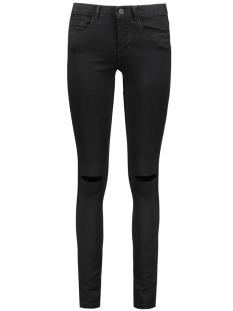 onlRoyal reg sk kneecut jeans 15097973 black