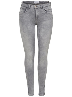 onlKendell Reg Jeans Grey 15112539 medium grey