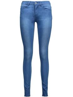 Pieces Jeans Just Jute Washed R.M.W Legging MBLS 17055019 Medium Blue Denim