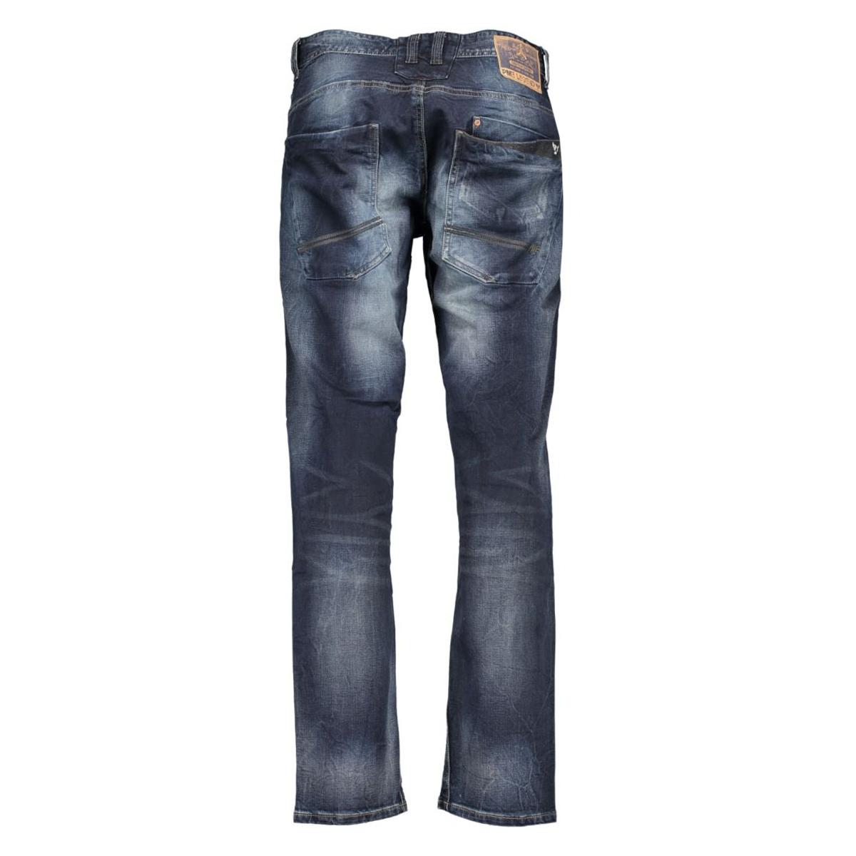 ptr980 indigo sweat commander jeans pme legend jeans 5870