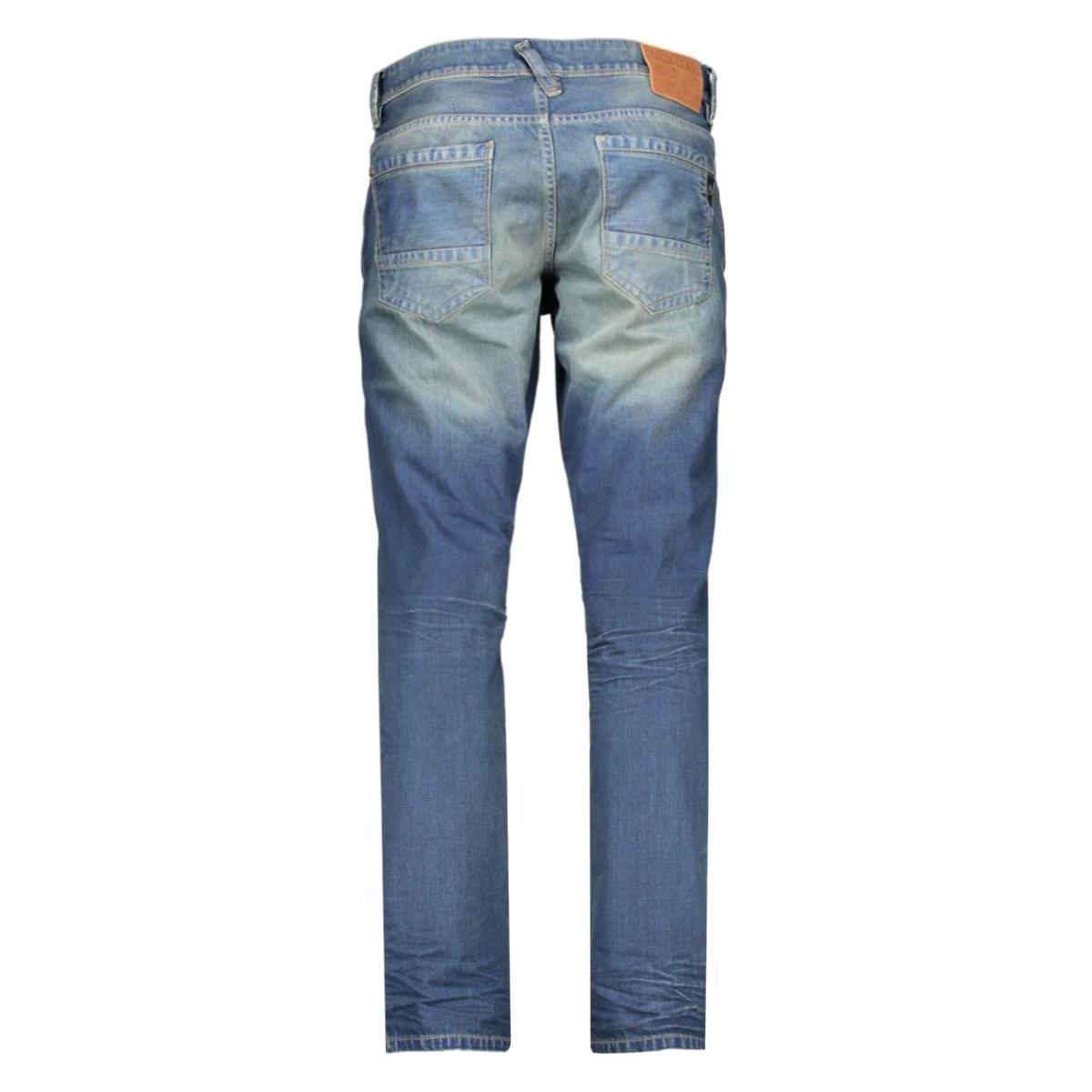 630/34 savio tapered garcia jeans 1329 med blue ovd
