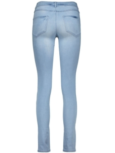 vicommit rw 5p 14033868 vila jeans light blue denim