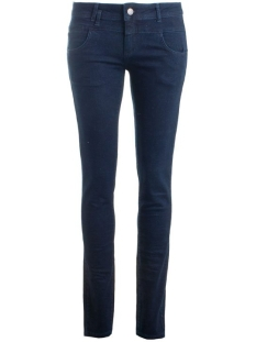objtune rinse slim obb156 23020782 object jeans dark blue denim