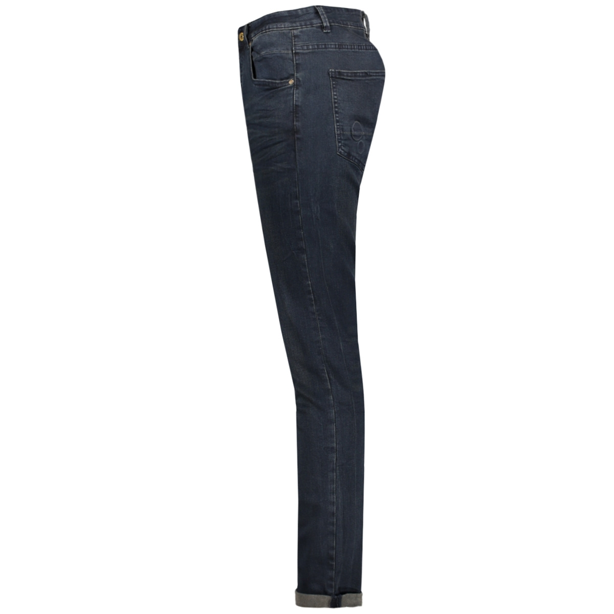 hw17.1.1126 connor circle of trust jeans dark blue distorted