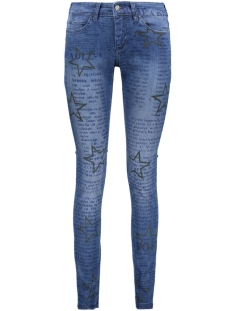 Mac Jeans 5402 94 0355 MID BLUE LETTER