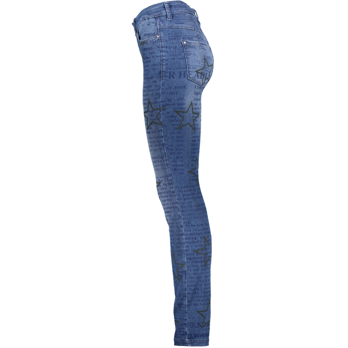 5402 94 0355 mac jeans mid blue letter