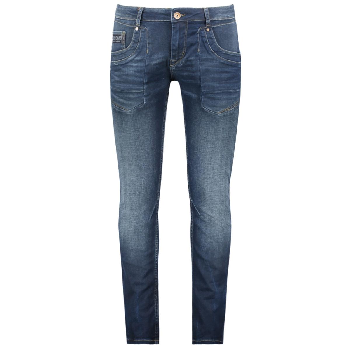 stockton denim 7352836 cars jeans blue coated