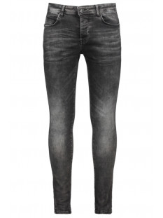 Cars Jeans DUST SUPER SKINNY 7552841 BLACK USED