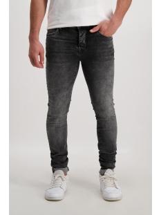 Cars Jeans DUST SUPER SKINNY 7552841 BLACK USED