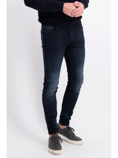 Cars Jeans DUST SUPER SKINNY 7552893 BLUE BLACK