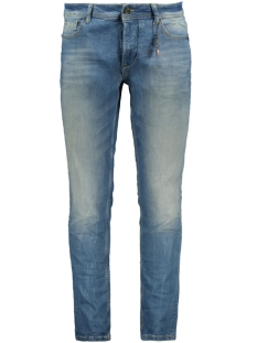 NO-EXCESS Jeans N711D05 Mid Blue