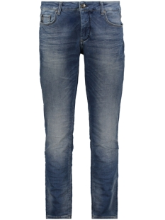 n711jog01 no-excess jeans indigo sweat