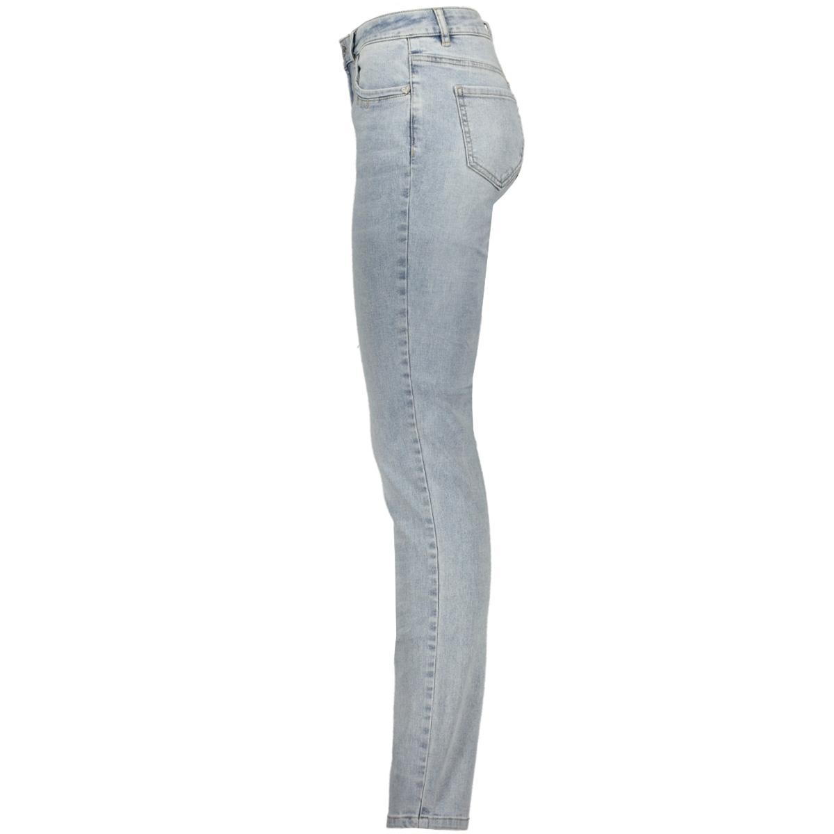5 pocket jeans 0102210 geisha jeans bleached  denim