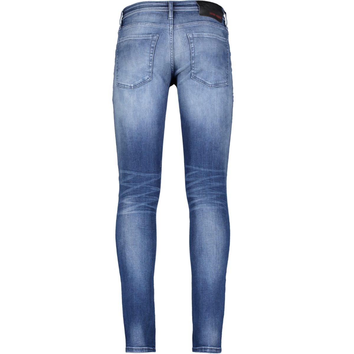 jeans tapered ozzy mmdt00241 antony morato jeans 7010 blue denim