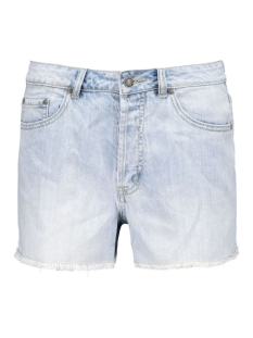 vmcallie hw shorts 10155082 vero moda korte broek light blue denim