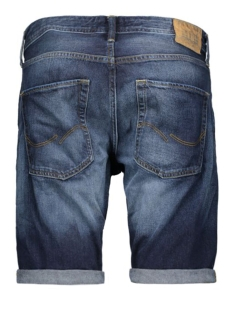 jjirick jjoriginal shorts ge520 12103208 jack & jones korte broek blue denim
