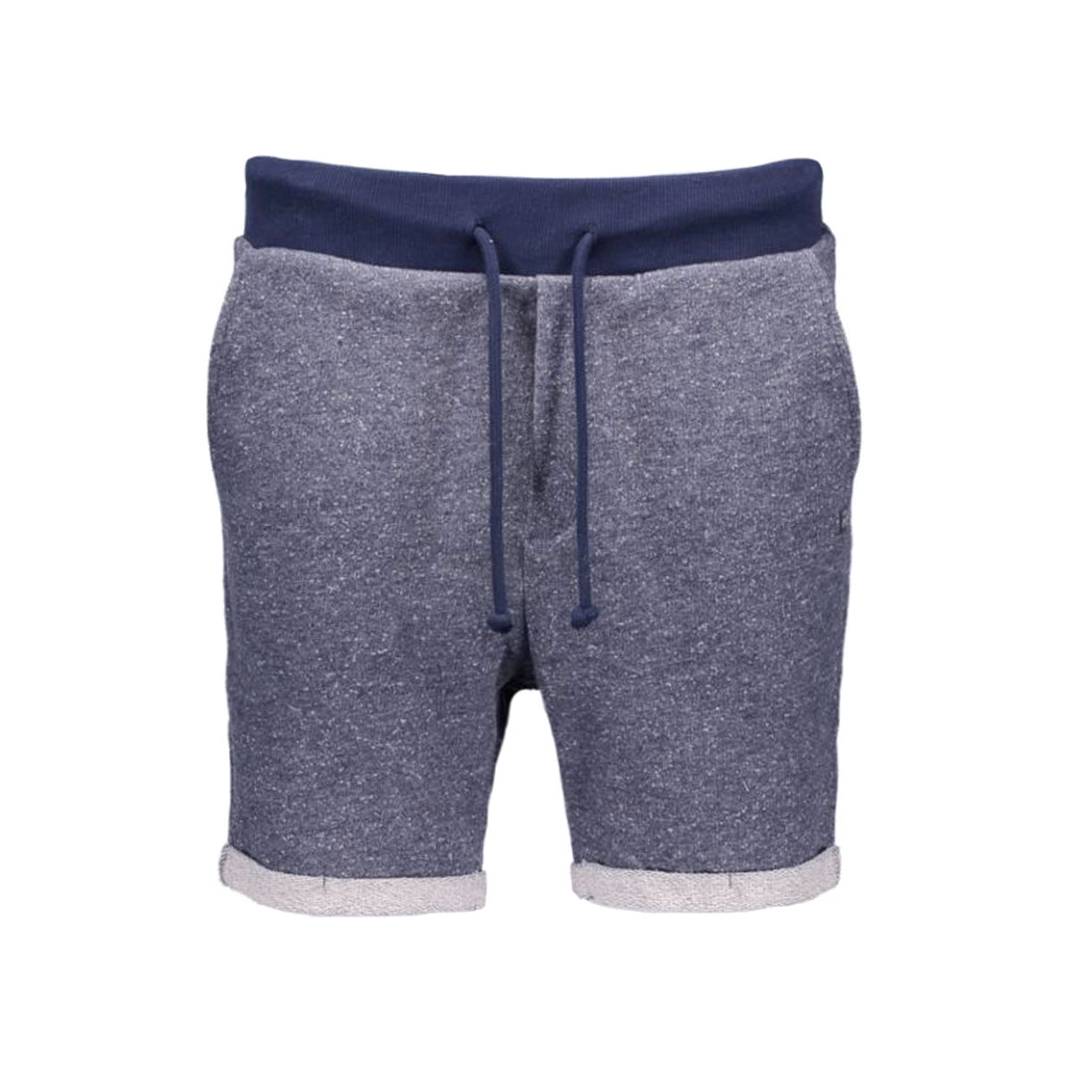 jjorboost sweat shorts 12104874 jack & jones korte broek navy blue