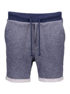 Jack & Jones Korte broeken jjorBoost Sweat Shorts 12104874 navy blue